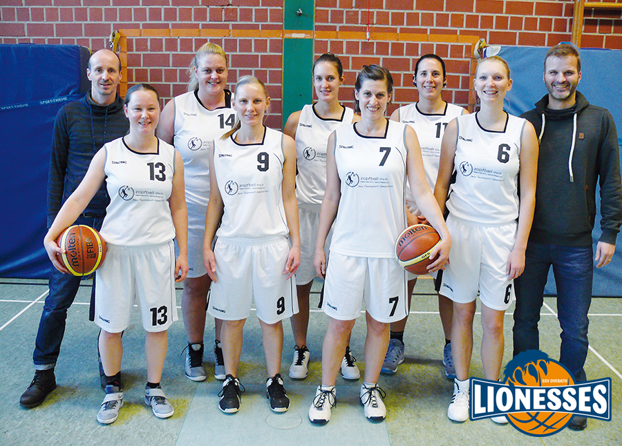 Old Lionesses